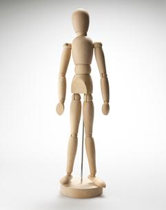 Single Artist's Figureの写真素材 [FYI02944386]