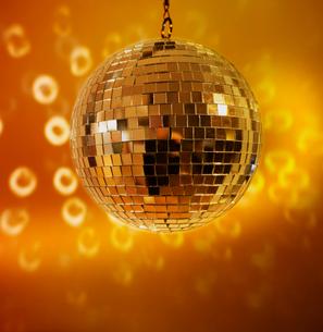 Disco Ballの写真素材 [FYI02944516]