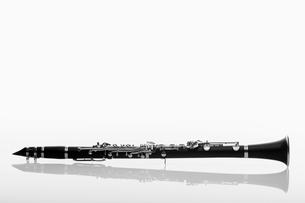 Single clarinetの写真素材 [FYI02944893]