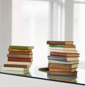Stacks of Booksの写真素材 [FYI02945126]