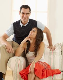 Portrait of Mid-Adult Coupleの写真素材 [FYI02945174]