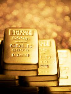 Gold Barsの写真素材 [FYI02945248]