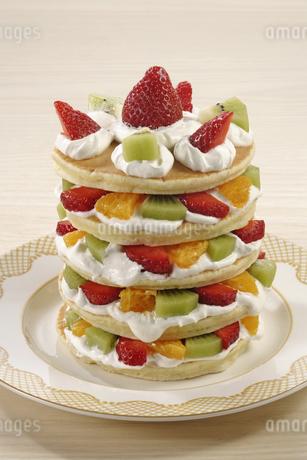 パンケーキの写真素材 [FYI02946795]