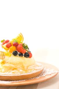 クレープケーキの写真素材 [FYI02947445]