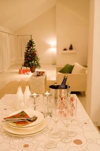 クリスマスパーティーの写真素材 [FYI02947624]