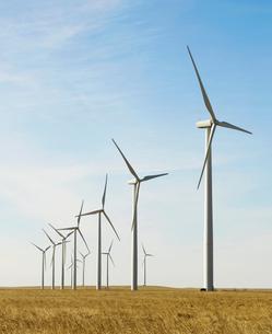 Wind Farmの写真素材 [FYI02947666]