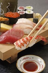 にぎり寿司の写真素材 [FYI02947864]