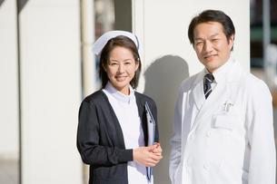 医師と看護師の写真素材 [FYI02948096]