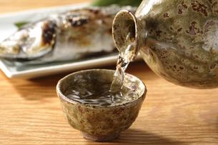 日本酒の写真素材 [FYI02948868]