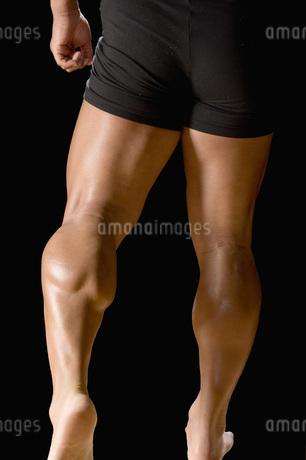 たくましい足の写真素材 [FYI02949770]