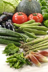野菜集合の写真素材 [FYI02950284]