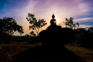タイ王国 プープラバート歴史公園の写真素材 [FYI02951062]