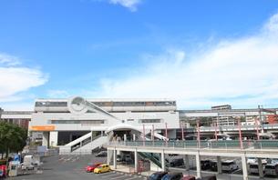 多摩モノレール多摩センター駅の写真素材 [FYI02953306]