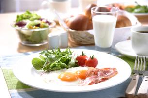 朝食の写真素材 [FYI02953588]