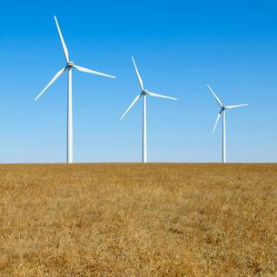 Wind Turbinesの写真素材 [FYI02954724]