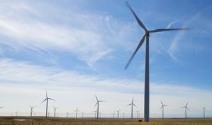 Wind Farmの写真素材 [FYI02954731]