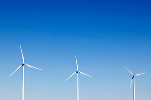 Wind Turbineの写真素材 [FYI02954732]