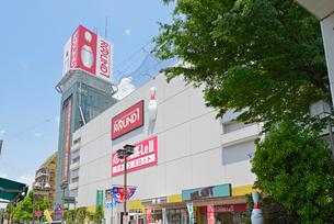 ラウンドワン府中本町駅前店の写真素材 [FYI02957600]
