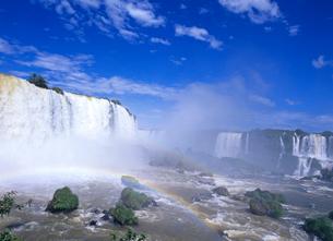 イグアスの滝の写真素材 [FYI02957633]