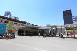 中野駅北口の写真素材 [FYI02957640]