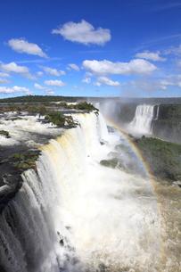 イグアスの滝の写真素材 [FYI02957647]