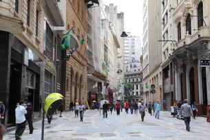 サンパウロ市内の写真素材 [FYI02957670]
