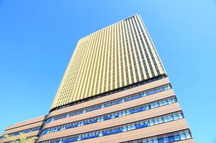 帝京大学八王子キャンパスの写真素材 [FYI02957829]