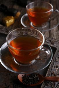 紅茶イメージの写真素材 [FYI02957926]