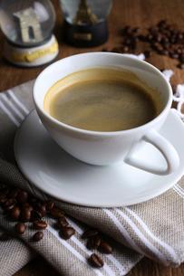 コーヒーイメージの写真素材 [FYI02957940]