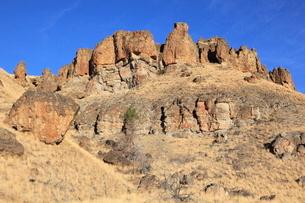 ジョン・デイ化石層国定公園のクラーノ・ユニットの写真素材 [FYI02958497]