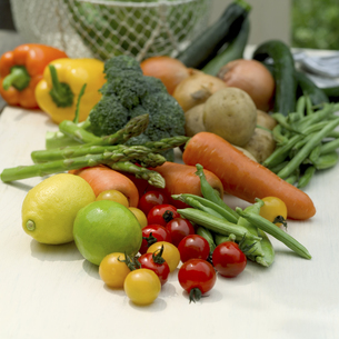 野菜集合の写真素材 [FYI02959027]