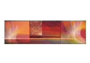 東洋の花イメージのイラスト素材 [FYI02959037]