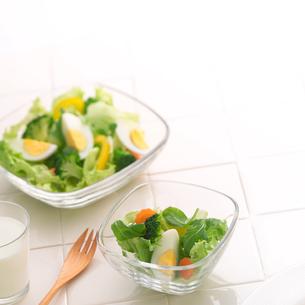 野菜サラダの写真素材 [FYI02959124]