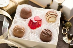 バレンタインチョコレートの写真素材 [FYI02959207]
