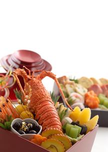 おせち料理の写真素材 [FYI02959492]