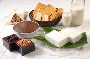 大豆製品の写真素材 [FYI02959687]