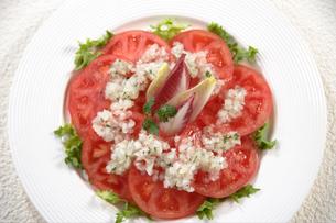 トマトサラダの写真素材 [FYI02959834]