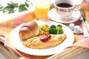 朝食の写真素材 [FYI02959840]