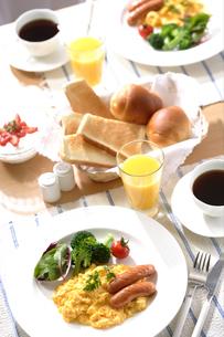 朝食の写真素材 [FYI02959847]