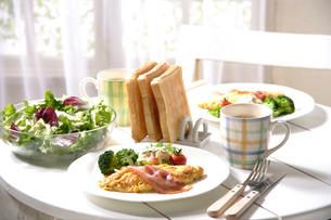 朝食の写真素材 [FYI02959849]
