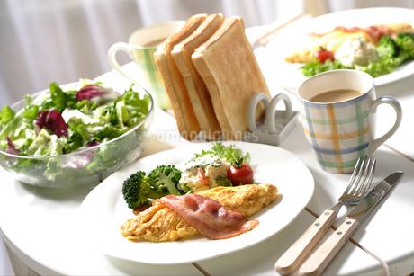 朝食の写真素材 [FYI02959855]