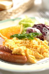 朝食の写真素材 [FYI02959856]