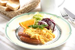 朝食の写真素材 [FYI02959863]