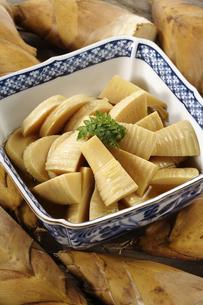 筍の煮物の写真素材 [FYI02960171]