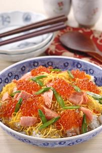 ちらし寿司の写真素材 [FYI02960197]