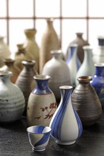日本酒の写真素材 [FYI02960208]