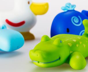 Toy Animalsの写真素材 [FYI02960653]