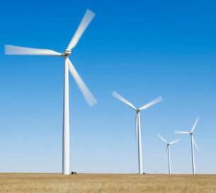 Wind Farmの写真素材 [FYI02960820]