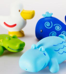 Toy Animalsの写真素材 [FYI02961000]