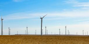 Wind Farmの写真素材 [FYI02961119]